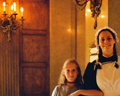 Proud housemaid - Anne Géry Inc. - Château Frontenac - Guided Tours from 1993 to 2011